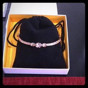 Givenchy rose gold band bracelet